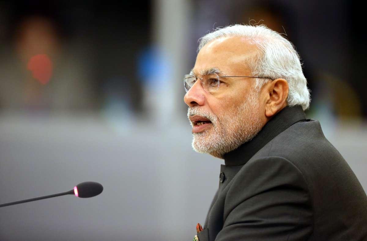 Modi Speaks